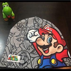 H&M Accessories - Super Mario Beanie Hat Boys Size 4-8Y